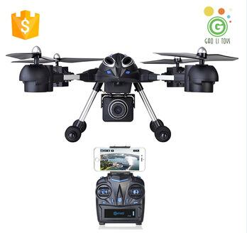 Huajun Free W606-2 2.4G 4CH 6-Axle Gyro WiFi FPV Drone with High Hold Mode