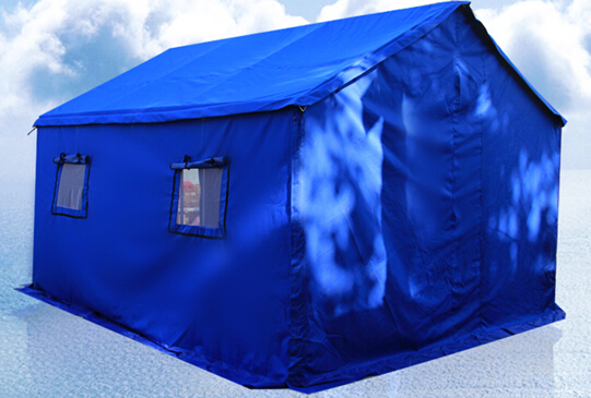 Emergency rescue tent