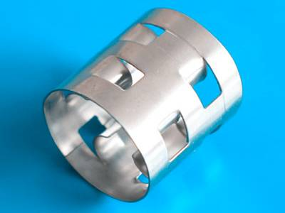 Metal Pall Ring for Extraction, Absorption & Fractionation