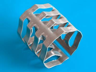 Metal Mellaring Ring with Continuous Surface