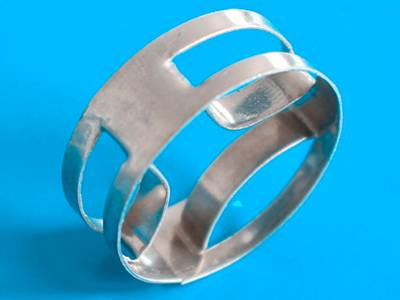 Metal Super Mini Ring with Excellent Separating Effect