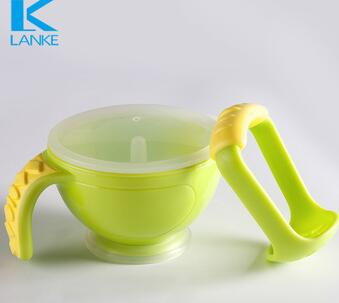 Hot selling baby fresh foods grinding bowl