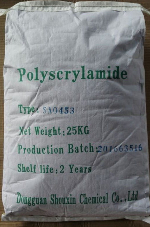 sludge treatment chemicals Cationic Polyacrylamide 40%