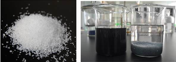 sludge treatment chemicals Cationic Polyacrylamide 50%