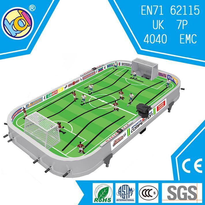 game machine human soccer football table