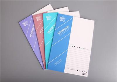Glue Bound Notebook