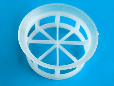 Plastic Cascade Mini Ring Increases Mechanical Strength