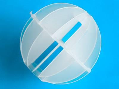 Polyhedron Empty Ball - a Lightweight Random Packing