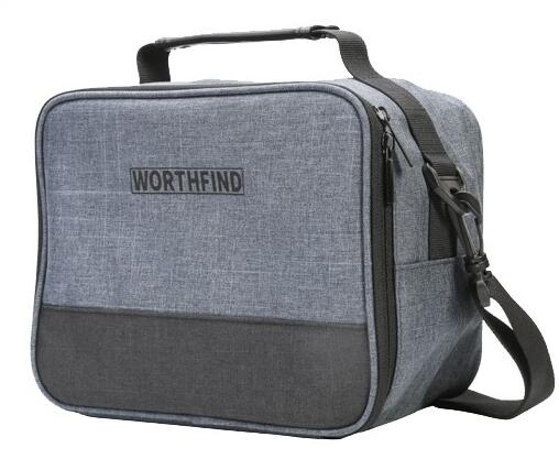 Fashionable insulated custom logo whole foods cooler lunch bag for picnic