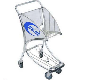 Free duty airport baggage cart trolley
