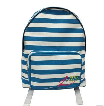 Guangzhou manufacturer best-selling Korean cute canvas school backpack wholesale