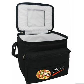 12 years bag factory OEM/ODM thermal pizza delivery bag