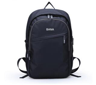 Fashion Multifuctional Blue Laptop Backpacks Made In China