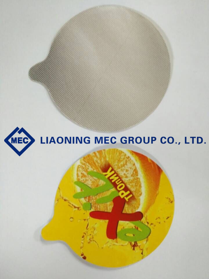 China supplier with poplar Aluminum foil cover
