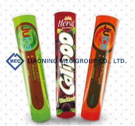 China supplier Popular color Callipo Tube  with FDA