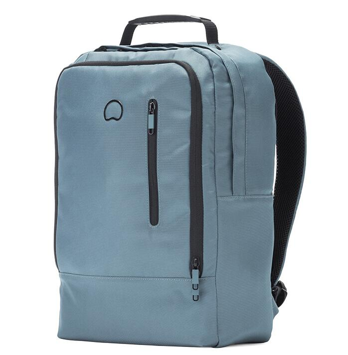 Good quality custom logo print nylon computer backpack laptop and notebook backpack bags for teenager