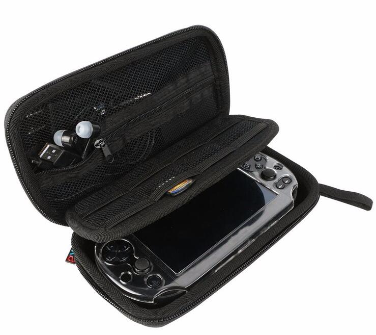 Waterproof game case Carrying Bag EVA Pouch Storage Bag PSP CASE For 3DS LL/ New 3DS XL Console