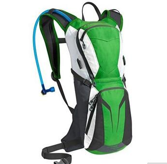 Outdoor Men's custom Hydration pack with 2L rubber bladder water pack