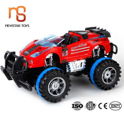 Newstartoy interesting electric toy 4wd cross country rc car for kids