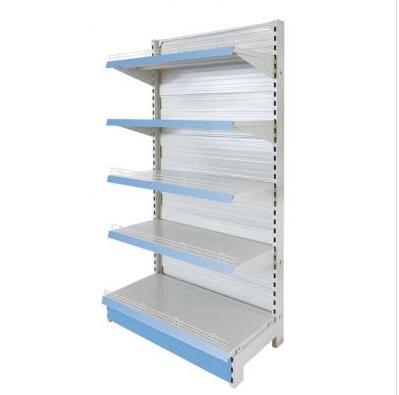 Pharmacy gondola shelving