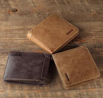 Hot Selling And Best Popular Bulk Buying Leather Money Bag Wallet Bag