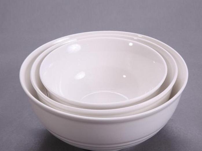 Half grain noodle bowl