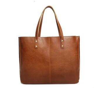 YD-8050 Elegant designer real women bag genuine leather lady handbag Italian