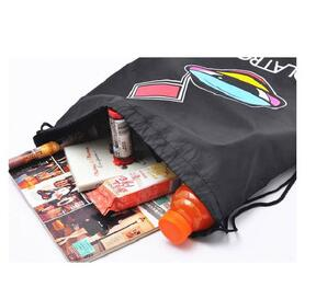 Great Outdoor travelling drawstring bag