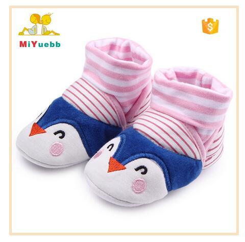 Wholesale Mouse Soft Sole Fancy Baby Sock Shoes