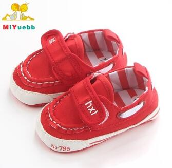 New Arrival Casual Cotton Baby Toddler Shoes Boys