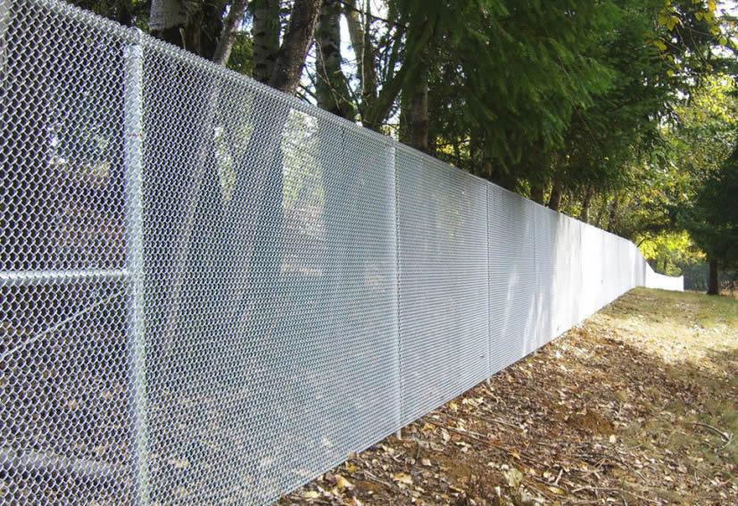 Mini Mesh Chain Link Fencing