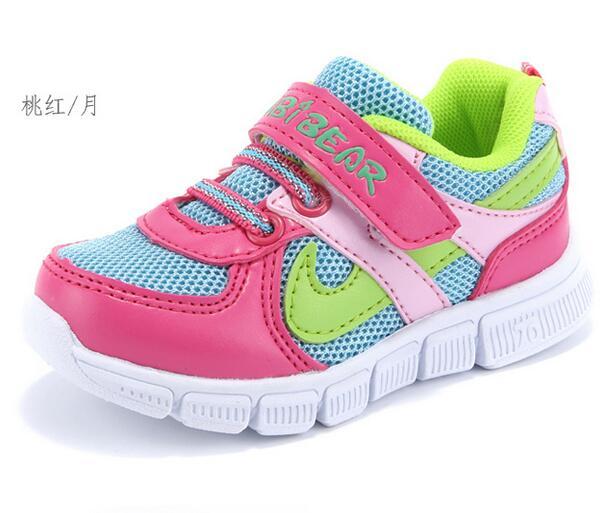 pretty baby sport footwear lightweight kids sport shose