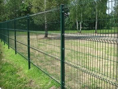 3D Security Fence