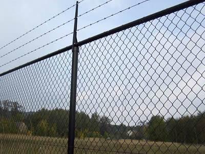Anti-Intruder Fence