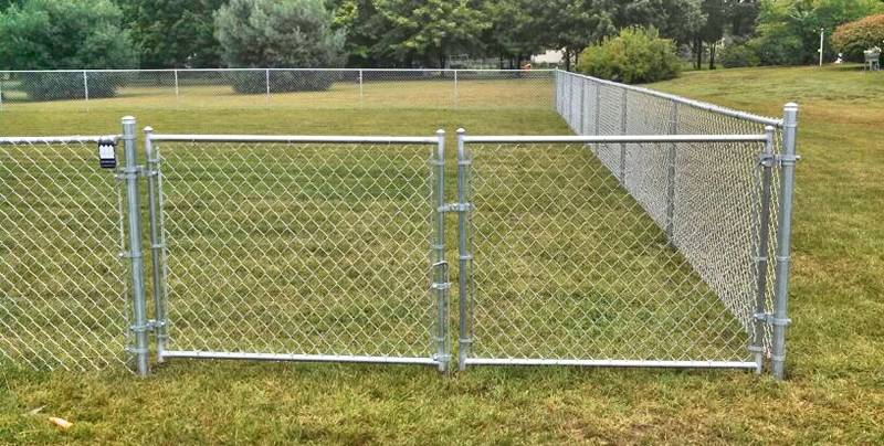Commercial Chain Link Fence China Commercial Chain Link