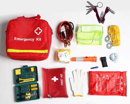 Car emergency kit MECK1718