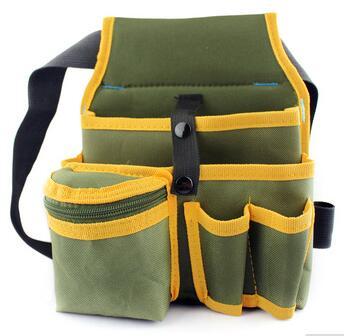 Garden Electrician Waist Tool Bag With Belt