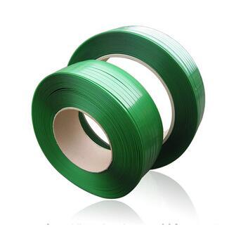 Plastic Green Pet Strap Manufacture