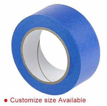 Crepe Paper Joint 3M Abro Automotive Blue Painter Cheap Masking Tape