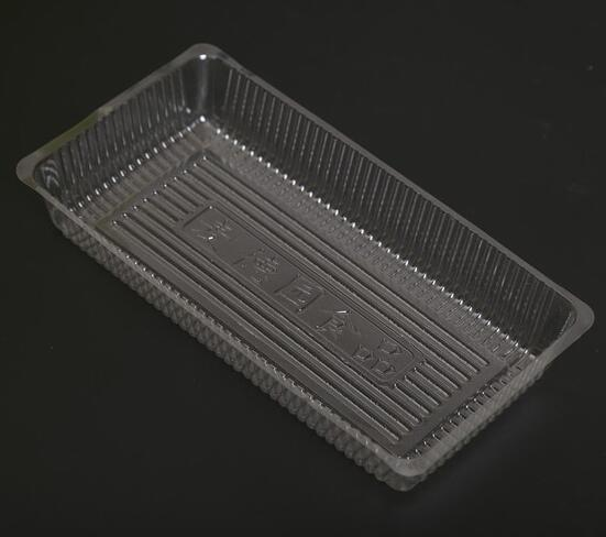 PS plastic biscuit packaging vacuum forming tray
