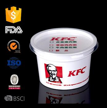 420ml Disposable PP material lunch box food container
