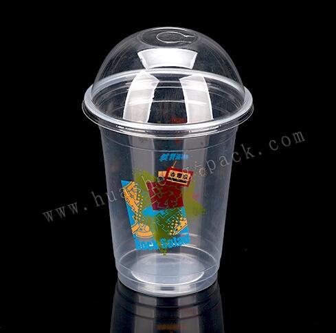 420ml PP material disposable plastic cup diameter 95mm