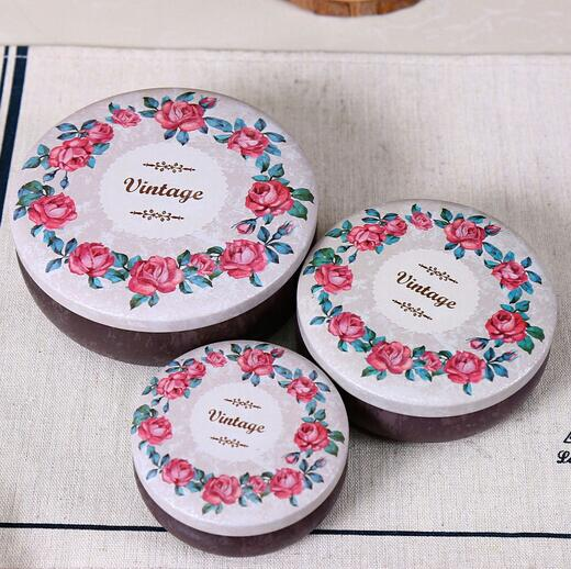 candle tin box wholesale
