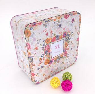 cosmetic tin containers