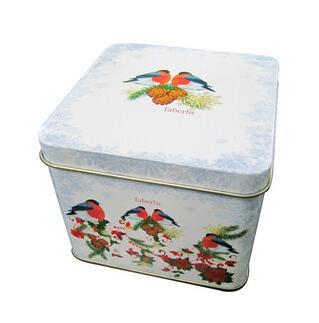 Wholesale Hihg Quality Small Square cosmetics Tin Box