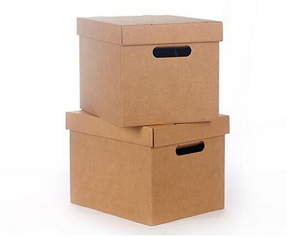 corrugated shipping box , kraft paper packaging box, moving boxes made in China