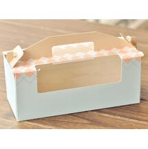 hot sell western style gift paper packing box wedding box