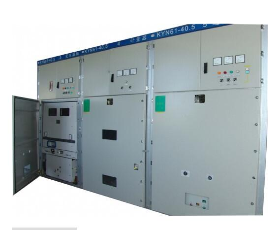 IEC Standards metal-clad removable AC metal enclosed switchgear