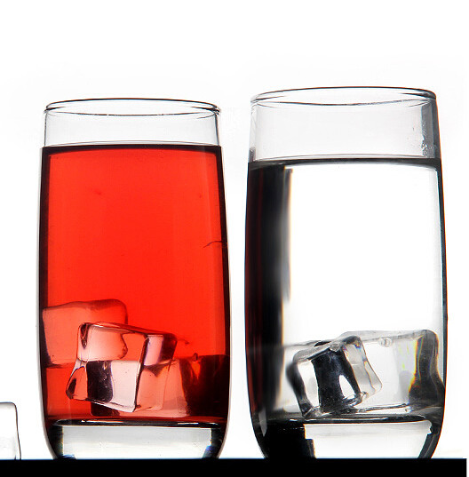 Hotel supplies 200ml - 600ml large drinking glass