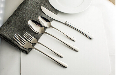 Low MOQ high quality stainless steel cutlery